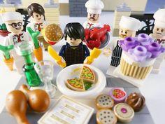 Lego Furniture, Furniture Ideas, Lego Building, Building Ideas, Lego Animals, Lego Modular, Geek Games, Lego Worlds, Cool Lego Creations
