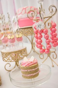 Thank Heaven Baby Shower - Bella Paris Designs