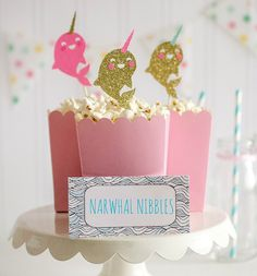 Narwhal Nibbles (pop