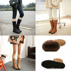 ซูมรีวิวเน้นรองเท้าบูทส้นเตี้ยกันหนาวแฟชั่นเกาหลีขนนุ่มพรีออเดอร์RB2262 SUBSCRIBE : http://www.youtube.com/lotusnoss รองเท้าบูทส้นเตี้ย กันหนาวแฟชั่นเกาหลีด้...