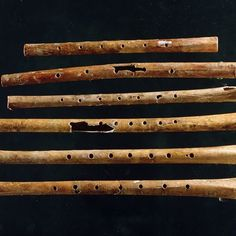 Recording of a bone flute found in China at 9,000-year-old Neolithic site