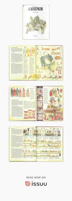 Giovanni Caselli - A középkor Make It Simple, Bullet Journal, Author, Reading, Books, Libros, Book, Writers, Reading Books