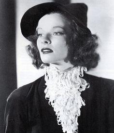 "Katharine Hepburn, ""Stage Door"", 1937 | Flickr - Photo Sharing!"
