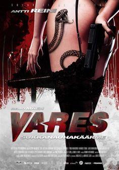 Vares 5 - Sukkanauhakäärme - DVD - Elokuvat - CDON.COM