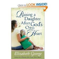 2012 Reading List - Raising a Daughter After God's Own Heart