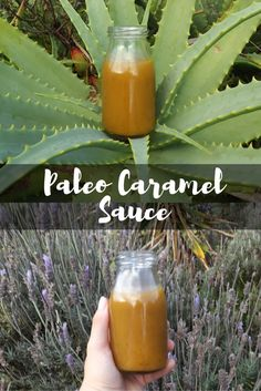 Paleo Caramel Sauce Recipe [Gluten Free, Dairy Free, Refined Sugar Free] - Move Love Eat - Health and Fitness Blog
