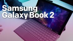 If you love the concept of the Surface Pro but want the benefits of a Qualcomm Snapdragon 850 processor with LTE, the Samsung Galaxy is your best be. Galaxy Book, Surface Pro, Arm, Samsung Galaxy, Stylish, Arms