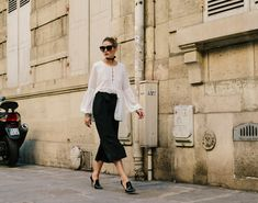5 Ways To Style A Romantic Blouse