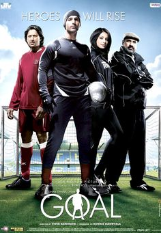 Watch Dhan Dhana Dhan Goal (2007) Hindi Movie DVDRip 576p Upscale x264 AC3 E-Subs Online Free [ExDR]