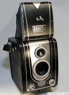 Bilora (Kürbi & Niggeloh): Bonita Synchro Flash camera