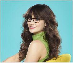 "Zooey Deschanel....hottest ""geeky"" celebrity girl ever!"
