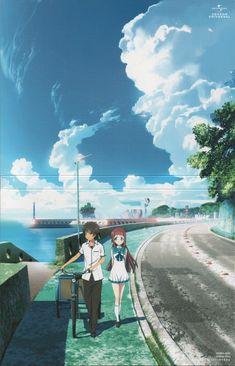 You want to take a walk? come on with anime -Nagi no Asakura-