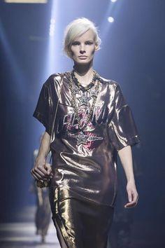 Lanvin Ready To Wear Spring Summer 2014 Paris - NOWFASHION
