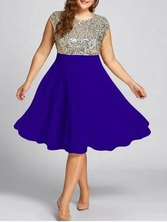Plus Size Sequin Sparkly Cocktail Dress Plus Size Sequin Sparkly Cocktail Dress Plus Size Sequin Sparkly Cocktail Dress Dress Plus Size, Plus Size Outfits, Plus Size Cocktail Dresses, Sparkly Cocktail Dress, Party Kleidung, Prom Dresses For Sale, Sparkly Dresses, Plus Size Dresses To Wear To A Wedding, Wedding Dresses