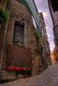 Rua de Sant'Ana no Centro Histórico da Cidade do Porto, in J Francisco Saraiva de Sousa Blogue.