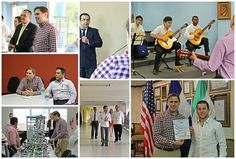 El 20 de enero #UTH San Pedro Sula tuvo la distinguida visita, del Consejero Económico y Comercial de la Embajada de los Estados Unidos, Hal Constantine, con el cual formaremos alianzas estratégicas que beneficiará a nuestros estudiantes.