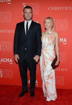 Naomi Watts at the LACMA 50th Anniversary Gala