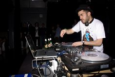 Dj A-Trak dj-set @ Matter Club, London 4th December 2009 (42)
