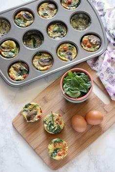 Veggie Egg Muffins 6