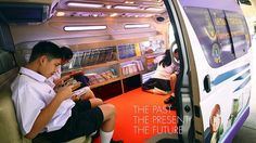 Lions Mobile Library in Thailand - http://lionsclubs.org/blog/2013/01/08/lions-mobile-library-in-thailand/