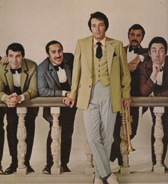 "Today 1-28 in 1966, Herb Alpert and the TJB set a US chart record when they had 4 albums at the same time in the Billboard Top Ten. The albums were ""What Now My Love"", ""South of the Border"", ""Going Places"" and ""Whipped Cream and Other Delights."""