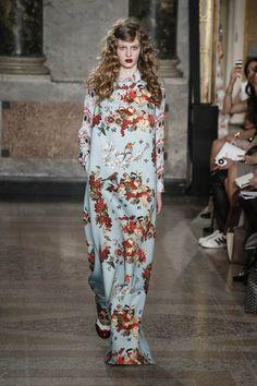 BLUGIRL Donna Pret a porter Milano - autunno inverno 2015