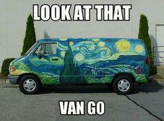 Van Gogh?