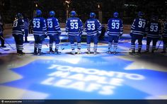 Get Connected: The Social Interactive Event's silent auction will include two pairs of Toronto Maple Leafs tickets - For tickets visit www.getconnectedevent.ca
