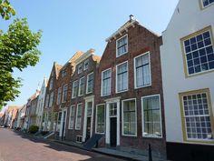 Oudestraat, Veere (Zeeland)
