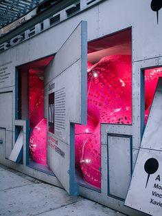 Arte y Arquitectura: experimento de sonido vibrante que transforma la arquitectura