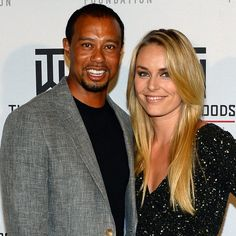 Pin for Later: Tiger Woods and Lindsey Vonn Split — Read Their Heartfelt Statements