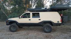 Chevy Suburban 4x4 1997