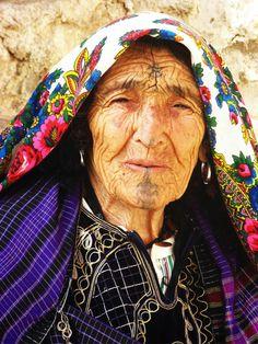 Chenini Lady, Tunisia By Crunchy-P