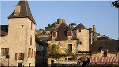 francia kisvárosi utca látkép (Szép házak, lakások, 9) Utca, Provence, Notre Dame, Mansions, House Styles, Building, Modern, Travel, Home