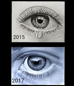 Eye improvement...