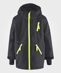 Molo Alpine Jacket Almost Black Svart
