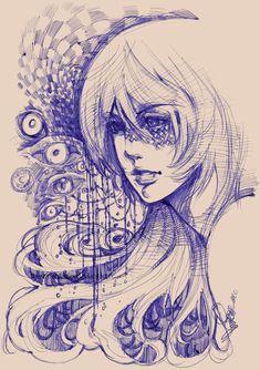 Doodle by *thestarofpisces on deviantART