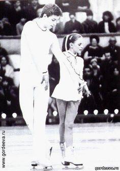 Katia Gordeeva & Sergei Grinkov - in the beginning...