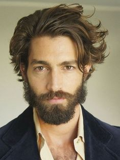 Mid Lenght Men Hairstyles