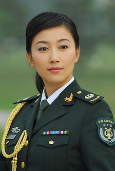 presciosas Military Girl, Military Fashion, Beautiful Girl Image, Beautiful Asian Girls, Mädchen In Uniform, Women Ties, Female Soldier, Military Women, Shorty