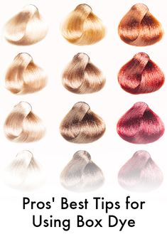 Here's everything you need to know about coloring your hair with box dye.