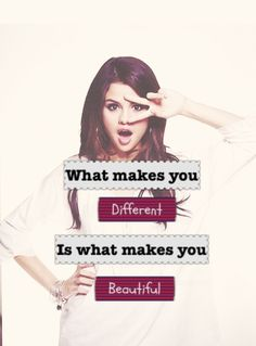 selena gomez quotes | selena gomez selenator what makes you beautiful my edit beauty queen ...