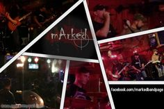 October 12th, mArked returns to The Red Onion with hard rock covers!  Come check us out and rock out The TheRed Onio...    http://www.event2me.com/6213551