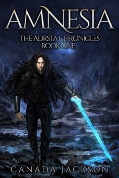 The Adrsta Chronicles Amnesia (Book One) A steamy romantic fantasy novel. The Adrsta Chronicles Fantasy Books To Read, Fantasy Fiction, Movie Co, Paranormal Romance Books, Best Book Covers, Cool Books, Jackson, Amnesia, Goodies