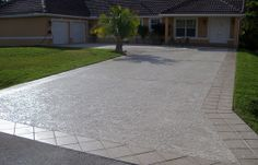 Contact Cliff's Pools & Patios to discuss the right driveway resurfacing option for you.
