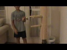Making the Low Cost but Effective Wing Chun Dummy Part 1 of 2 - Khang Tuong Nguyen