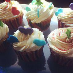 Cupcakes amistad