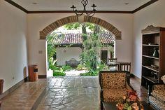 The Mediterranean style home decor