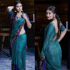 Beautiful Girl Photo, Beautiful Girl Indian, Most Beautiful Indian Actress, Beautiful Saree, Beauty Full Girl, Beauty Women, Pooja Kumar, Plus Size Mini Dresses, Indian Girls Images