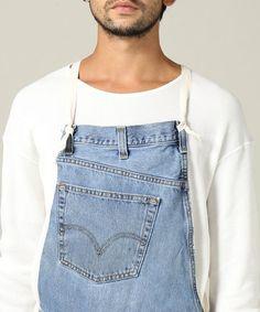 小物 I Series, Overalls, Jeans, Fashion, Moda, Fashion Styles, Jumpsuits, Fashion Illustrations, Work Wardrobe